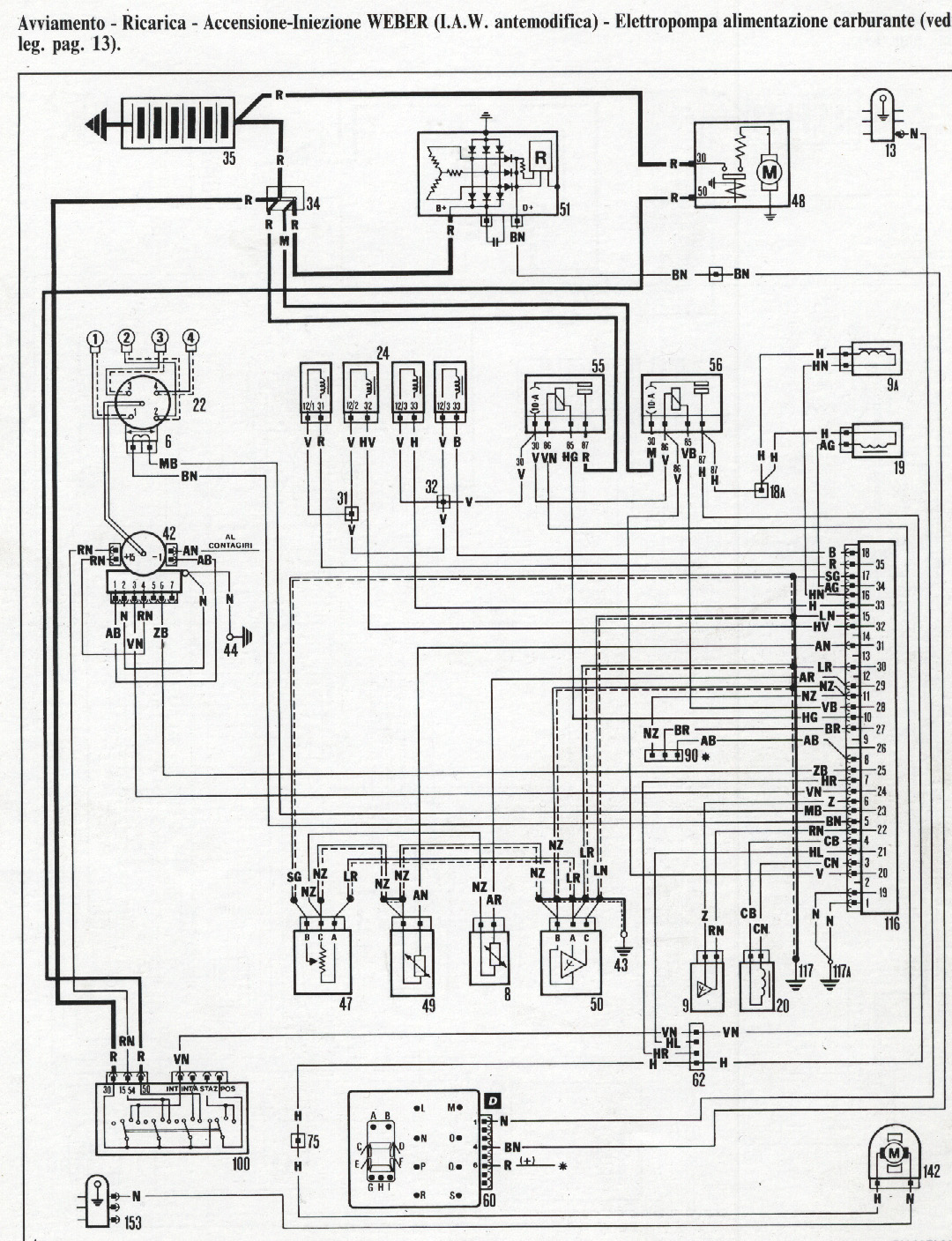 alfa romeo ac wiring diagrams berlinasportivo alfa romeo 155 q4 and sports saloons on the net ecu wiring diagram
