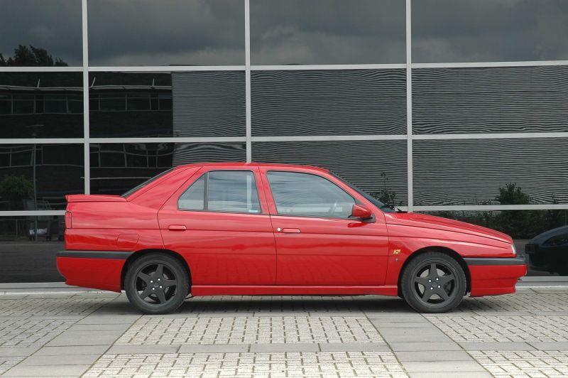 Berlinasportivo Alfa Romeo 155 Q4 And Sports Saloons
